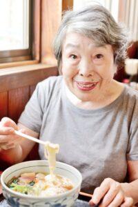 高齢者食事